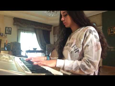 Don't let me down piano cover | Maryam...