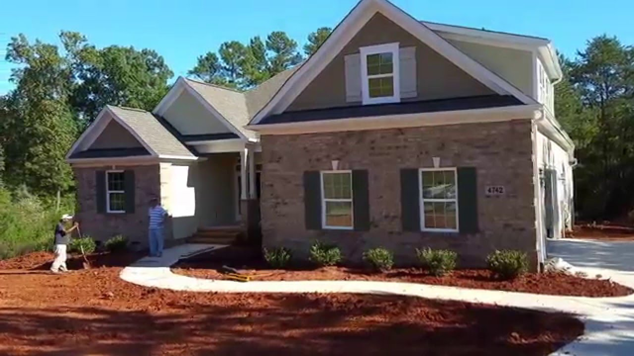 The jordan mike palmer homes inc 704 516 9227 youtube for Palmers homes