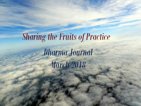 Dharma Journal | March 2018