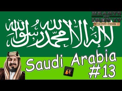 IS IT ALL OVER?!   HOI4 Kaiserreich Saudi Arabia #13