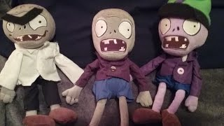 Plants vs Zombies Plush~Episode 1~Regular's Rescue