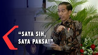 PNS Enggan Pindah Ke Ibu Kota Baru? Jokowi: Saya Paksa!