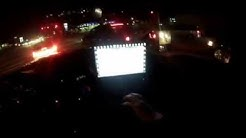 Serving A Writ Of Replevin And Hooking An Occupied BMW - 01/28/2014