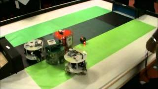 RCJA Australian Open 2011 - Game 2 Clarence Nerds vs EMC Squared