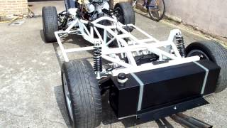 TVR S chassis