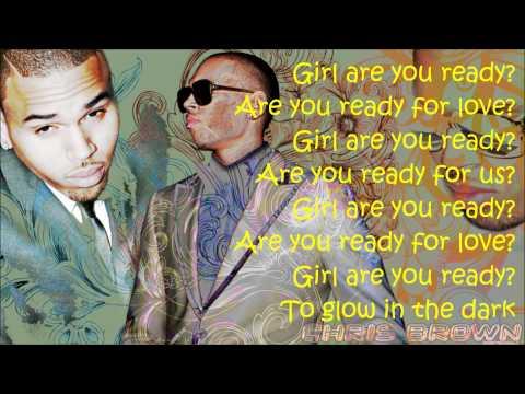 Chris Brown-Glow in the Dark W Lyrics