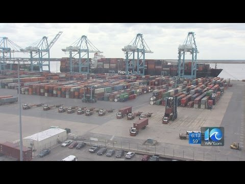 Andy Fox on uncontained chaos at Port of Virginia