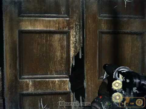 Metro 2033: Library level door opening guide