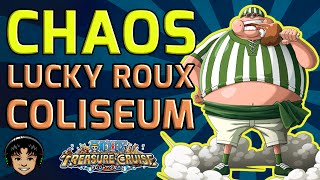 Walkthrough for the Complete Chaos Lucky Roux Coliseum One Piece Treasure Cruise