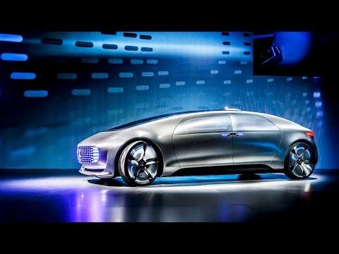 Mercedes-Benz F 015 Luxury in Motion | World Premiere
