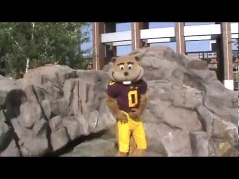 "B1G Mascots ""Call Me Maybe"" by Carly Rae"