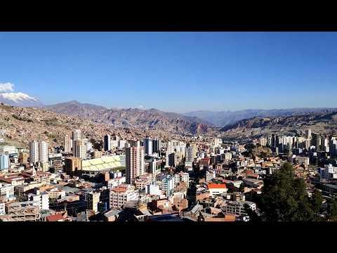 Mirador Killi Killi - La Paz, Bolivia