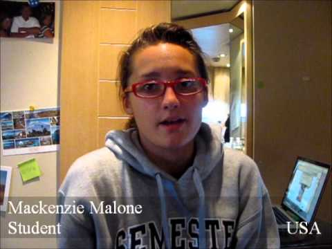 Atlantic Cross Currents - F12 Student Documentaries - Cultural Variations in News