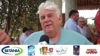 Ao receber o prefeito Zé Maria, Luizinho Girão anuncia nova parceria na pecuária leiteira