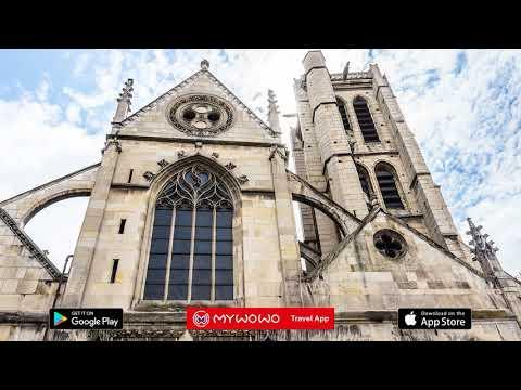 Conservatoire Arts Et Metiers – Saint Nicolas – Paris – Audio Guide – MyWoWo  Travel App