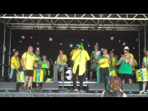Ministry of Samba: Avebury Festival 8.7.17