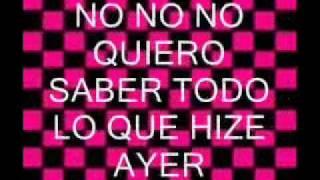 NO NO NO PAMBO