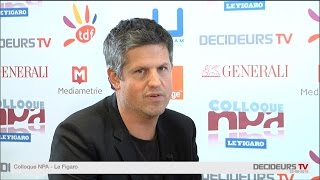 Colloque NPA-Le Figaro 2015 : Olivier Abecassis - TF1