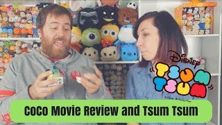 Coco Movie Review and TSUM TSUM