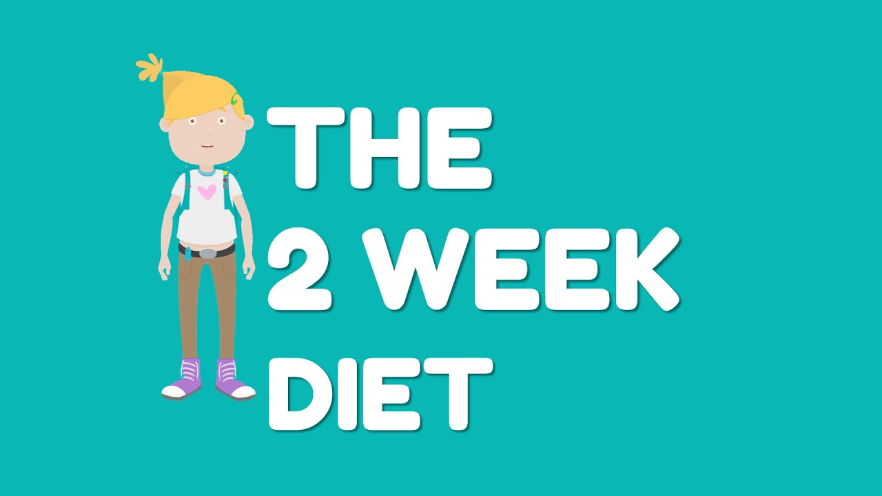 the 2 week diet