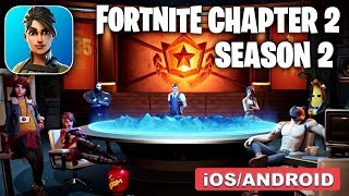 FORTNITE MOBILE - Chapter 2 Season 2 Gameplay (Android, iOS)