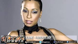 Alaine - Favourite Boy [Country Bus Riddim] Chimney Records | Reggae 2015
