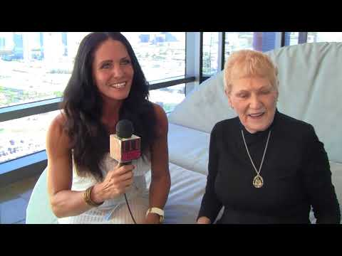 Talking with the First Lady of Fitness Elaine LaLanne wife of Jack LaLanne and her son Jon