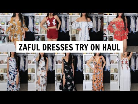 Huge Affordable Back To School Dresses Try On Haul! (All Under $25)