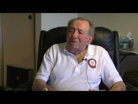 Interview with D-Day veteran Bob Levine