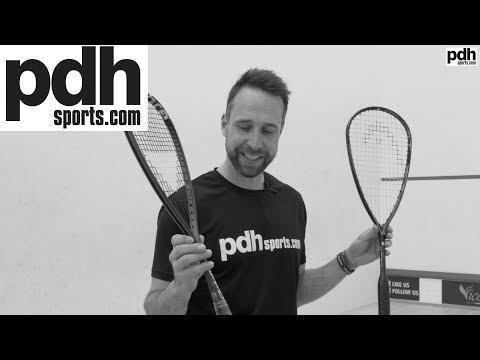 Tecnifibre Carboflex 125S v the new HEAD Graphene Touch Speed 120 Slimbody