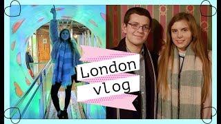 London vlog: LES MIS, SHOPPING, HE GOT PICKED ON?? December 26/27/28/29th