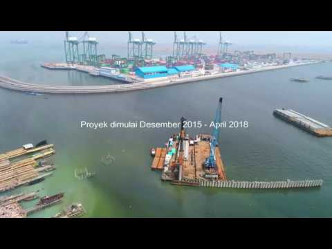 NCICD Giant Sea Wall Jakarta