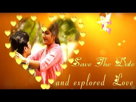 Vivah Muhurat- Save the Date Wedding Invitation Slideshow