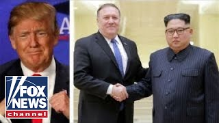 Trump to get credit for diplomacy with North Korea?