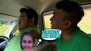 BROWNIS - Ruben Panik Saat Igun Belajar Menyetir Mobil (21/10/18) Part 2