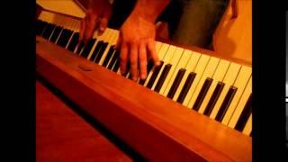 Die Toten Hosen - Bonnie & Clyde  ( SOLO PIANO ) INSTRUMENTAL