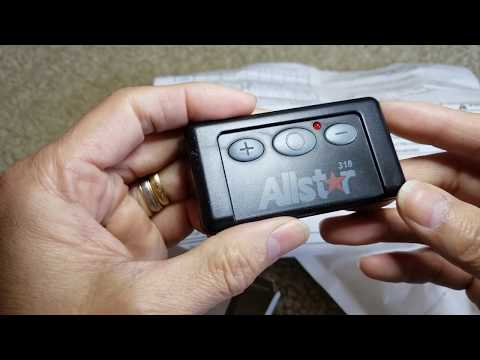 Unboxing AllStar Linear 8 & 9 Dip Switches Garage & Gate Remote + Programming!