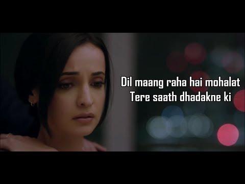 Dil Maang Raha Hai | Ghost | Yasser Desai | Sanaya Irani, Shivam B | Sanjeev-Darshan | Vikram B | Mp3