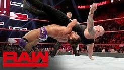 Chad Gable vs. Baron Corbin – King of the Ring Final: Raw, Sept. 16, 2019