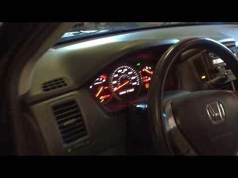 Honda Green Flashing Key Security Light Quick Fix!!!