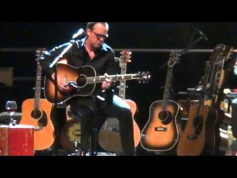 Joe Bonamassa - Dust Bowl (acoustic version) - 05.07.2012, Zabrze, Poland