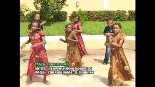 Nigerian Children Dancing, Mama Alota {mama is back}.DAT