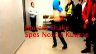 harlem shake - Spes Nostra Kuurne