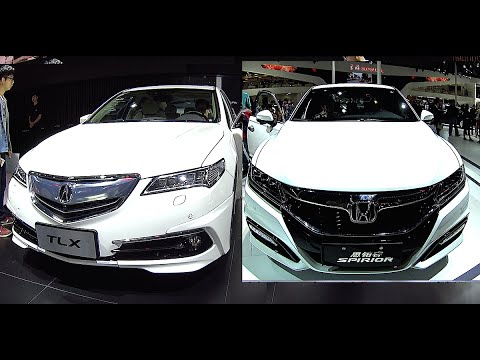 New 2016 2017 Honda Accord City Civic comparison of models