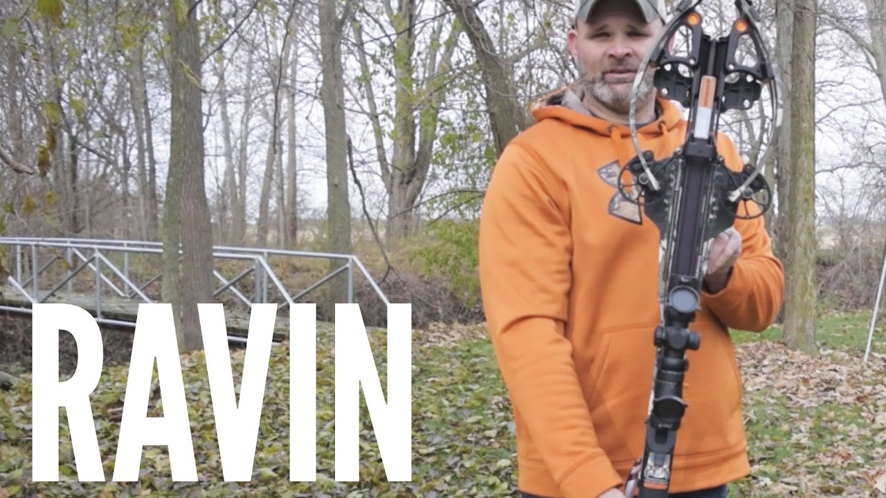 Ravin R9 Crossbow Review - An Easy to Use Hunting Bow