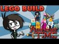 Building LEGO Adventure Time Characters!
