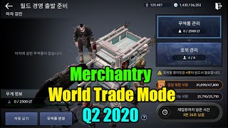 Black Desert Mobile Merchantry Or World Trade Mode Reviews