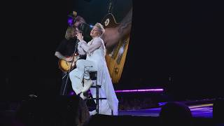 PINK - Time After Time (live from Vienna - Front Of Stage)