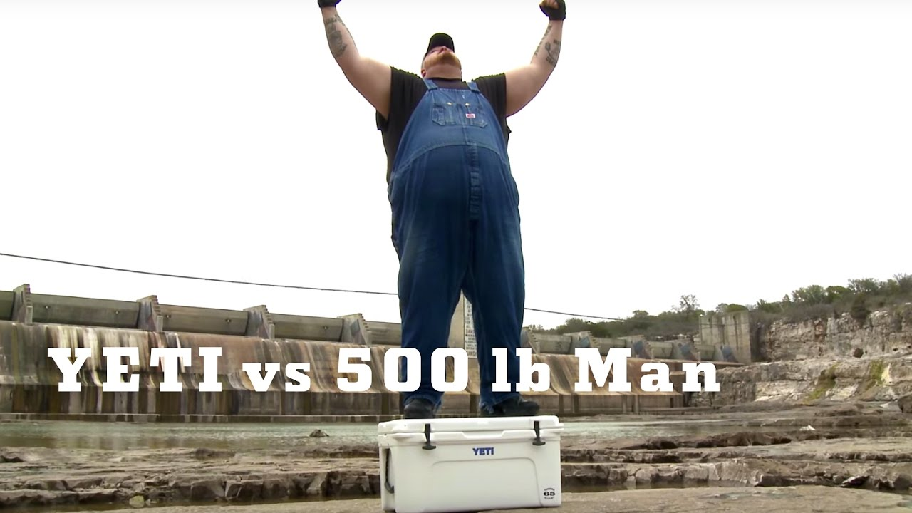 Abominable pitchmen: How Yeti Coolers created a high-end