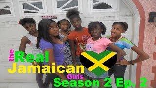The Real Jamaican Girls hate Anthony